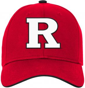 1b0642e92caa9 NCAA Rutgers Scarlet Knights Kids   Youth Boys Basic Structured Adjustable  Hat