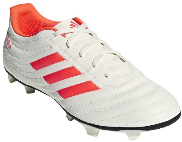 competitive price 72d45 9aaa5 adidas Copa 19.4 FG Football Shoes for Men - Off White Solar Red ...