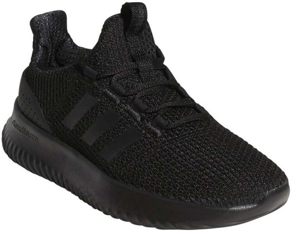 watch e76cf 7c620 adidas Cloudfoam Ultimate Running Shoes for Kids - Core Black. by adidas,  Athletic Shoes - Be the first to rate this product. 20 % off