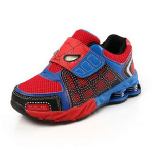 16c520e6299319 Children s sports shoes and men s mesh breathable casual red and blue antiskid  wear