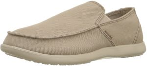 fd2af3552e5a Crocs Men s Santa Cruz Clean Cut Slip-On Loafer