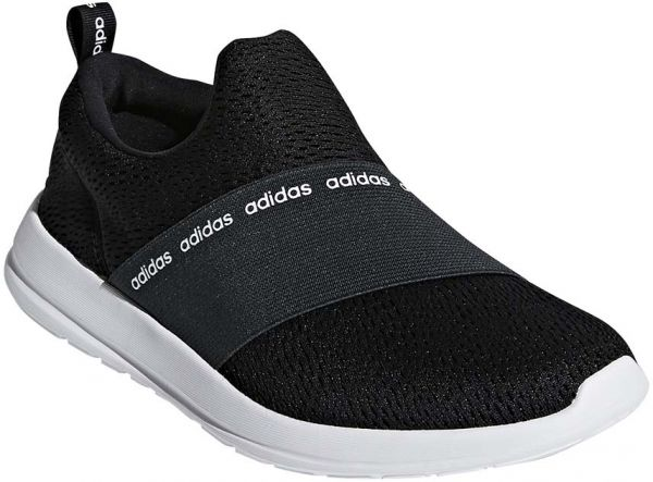 8f57a2076 adidas Refine Adapt Running Shoes for Women - Core Black Carbon S18 FTWR  White. by adidas