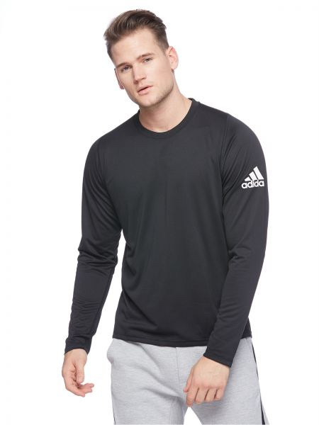 9a20bab84fa1 Adidas Free Lift Badge of Sport T-Shirt for Men - black