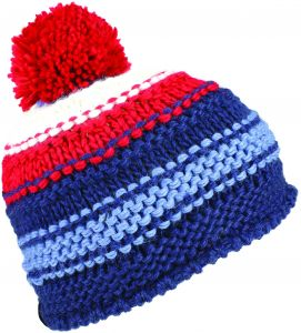 size 40 1b0bb 4fc86 Seirus Innovation Succulent Beanie with Pom Pom Knit Hat For Cold Weather  Protection, Navy, One Size