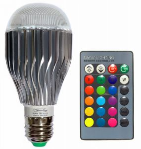 Bedroom Furniture Lovely Bedroom Sets E27 Led Rgb Bulb Lamp Ac110v 220v 3w Led Rgb Spot Light Dimmable Magic Rgb Lighting+ir Remote Control 16 Colors