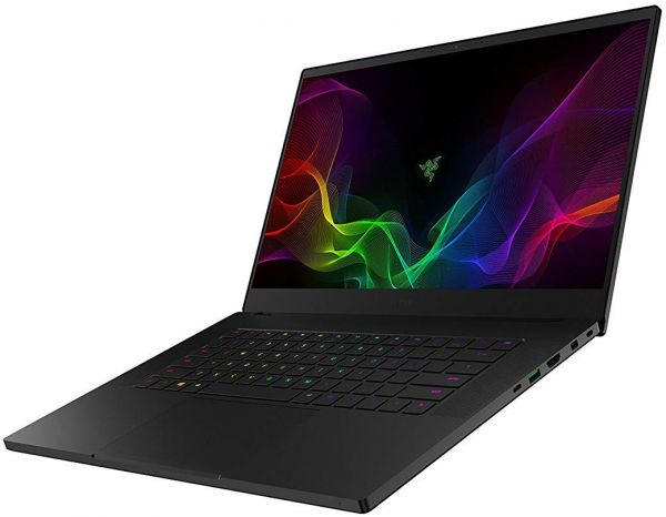 Razer Blade RZ09-02386 Intel Core i7 8750H - Ram 16GB , SSD 512GB ,GTX1070 Max-Q 8GB - 15.6 inch 4K Touch Screen , Windows 10- Black