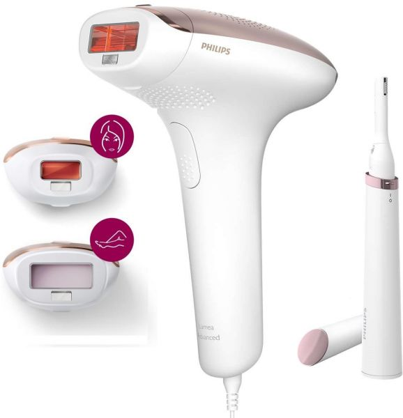 Philips Bri921 Hair Removal System Lumea Ipl 250 000 Flashes