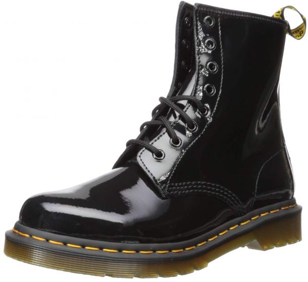 3e37ded273e2 Dr. Marten s Women s 1460 8-Eye Patent Leather Boots