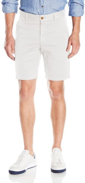 parke /& ronen Men/'s Solid Wynwood 8 Inch Short