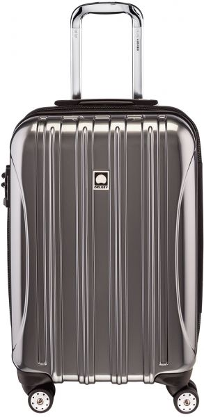 d3884ac97 Delsey Luggage Helium Aero, Carry On Luggage, Hard Case Spinner ...