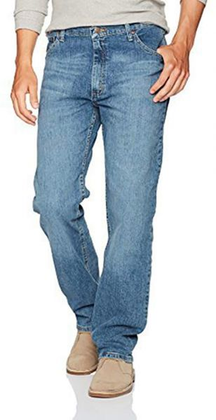 d2463f1f Wrangler Authentics Men's Classic 5-Pocket Regular Fit Jean,Vintage ...