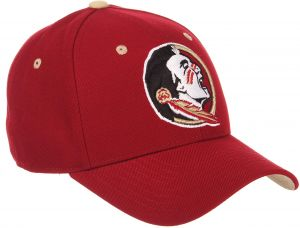 65d65d8453f Zephyr NCAA Florida State Seminoles Men s DH Fitted Cap