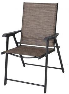 Admirable Outdoor Chair With Three Level Adjustable Back Gmtry Best Dining Table And Chair Ideas Images Gmtryco