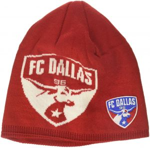 3b3f38f4ecf adidas MLS Fc Dallas Men s Glow in The Dark Knit Beanie