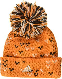 caa5132359c97 adidas MLS Houston Dynamo Women s Fan Wear Cuffed Pom Knit Beanie