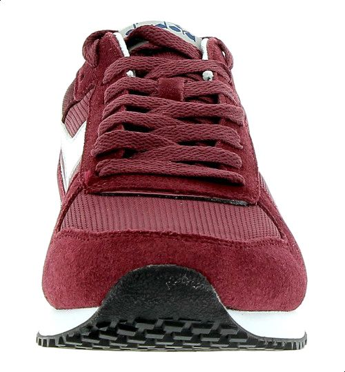 Diadora Malone Nylon and Suede Lace-up