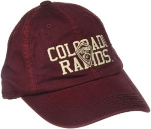 b2cf789e9fd Outerstuff MLS Colorado Rapids Boys Flex Slouch Hat