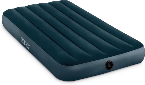 Airbed High Airbed 99x191x25 cm Intex Deluxe