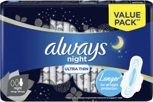 Buy leong always pads without wings | Always - Egypt | Souq com