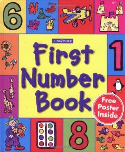 First Number Book : Buy Online at Best Price in Saudi Arabia