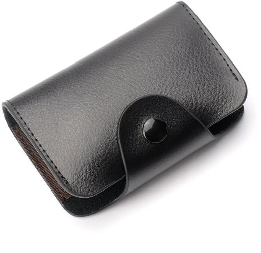 Genuine Leather Card Wallet For Men And