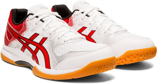 Polar Apellido cerveza negra  asics GEL-ROCKET 9 Handball Shoes For Men , Size 41.5 EU , White and Red  price in Saudi Arabia | Souq Saudi Arabia | kanbkam