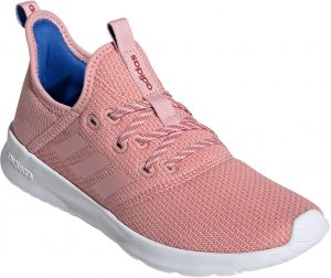 Intervenir infancia Basura  Adidas Cloudfoam Pure Nylon Mesh Three Side Stripe Front Logo Running Shoes  for Women - Glory Pink, 39 1/3 : Buy Online Athletic Shoes at Best Prices  in Egypt | Souq.com