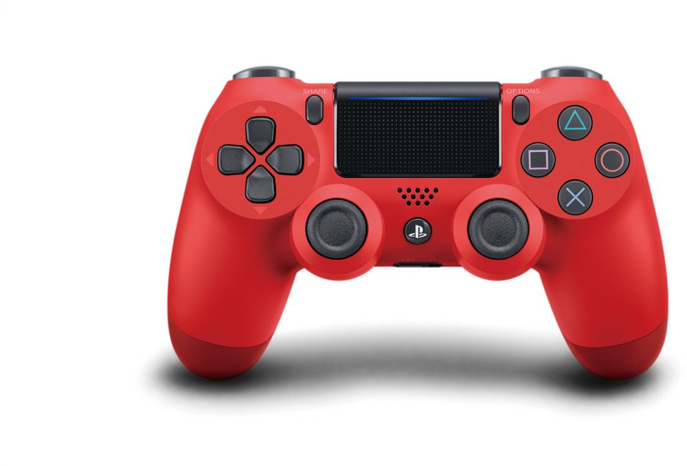 Sony PlayStation Dualshock 4 Wireless Controller ‫(RED) PS4