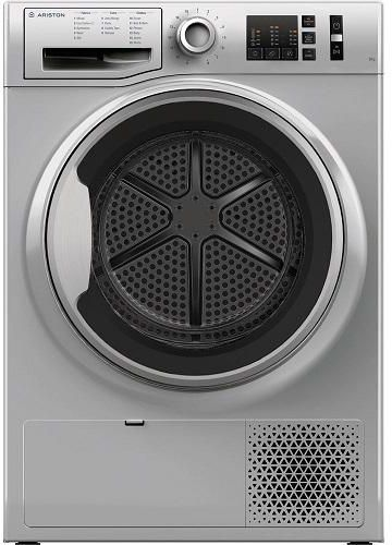 ARISTON CONDENSER TUMBLE DRYER: FREESTANDING, 8KG - NT CM10 8BS