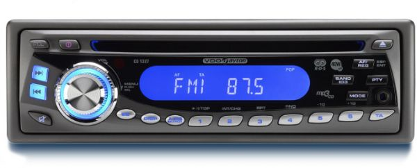 Car radio vdo dayton cd 1327 preview manual for free | page: 1.