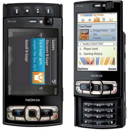 arabic Nokia Black - english N95
