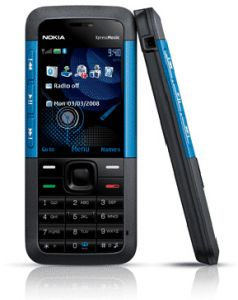 NOKIA 5310 Xpressmusic BLUE BRANDNEW THE CHEAPEST PRICE ON SOUQ MARKET SEALED PACK ARABIC ENGLISH STOCK 2 UNITS ONLY