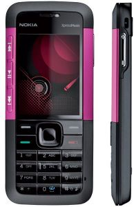 NOKIA 5310 Xpressmusic PINK BRANDNEW THE CHEAPEST PRICE ON SOUQ MARKET SEALED PACK ARABIC ENGLISH STOCK 2 UNITS ONLY