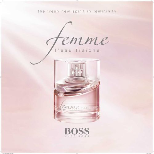Hugo Boss Boss Femme Eau de Parfum 50ml for Women price in Saudi Arabia |  Souq Saudi Arabia | kanbkam