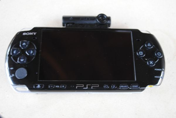 SONY PSP Camera 450X , with Mic , Great for Skype (from