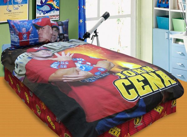 john cena – wwe -123 comforter twin 4pcs set, review and buy in