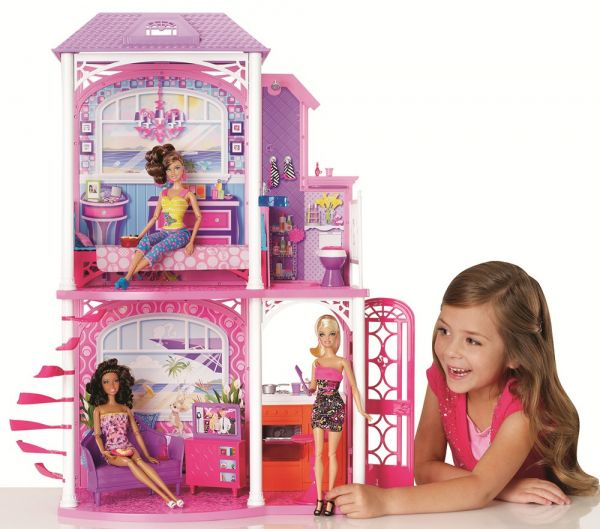 Charming Beach House Barbie Part - 9: This Item Is Currently Out Of Stock